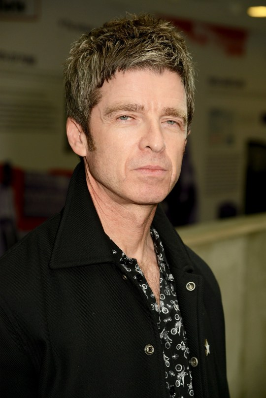 LONDON, ENGLAND - OCTOBER 17: Noel Gallagher arrives at the Q Awards 2018 in association with Absolute Radio held at The Roundhouse on October 17, 2018 in London, England. (Photo by Dave J Hogan/Dave J Hogan/Getty Images)
