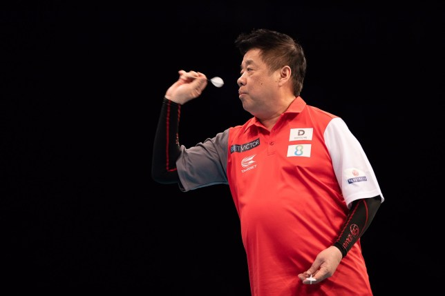 Paul Lim of Singapore. PDC - World Cup of Darts, Hamburg 06.06.2019 (Picture: Stefan Strassenberg/PDC)
