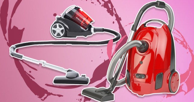 Please don't use a vacuum to end your period early