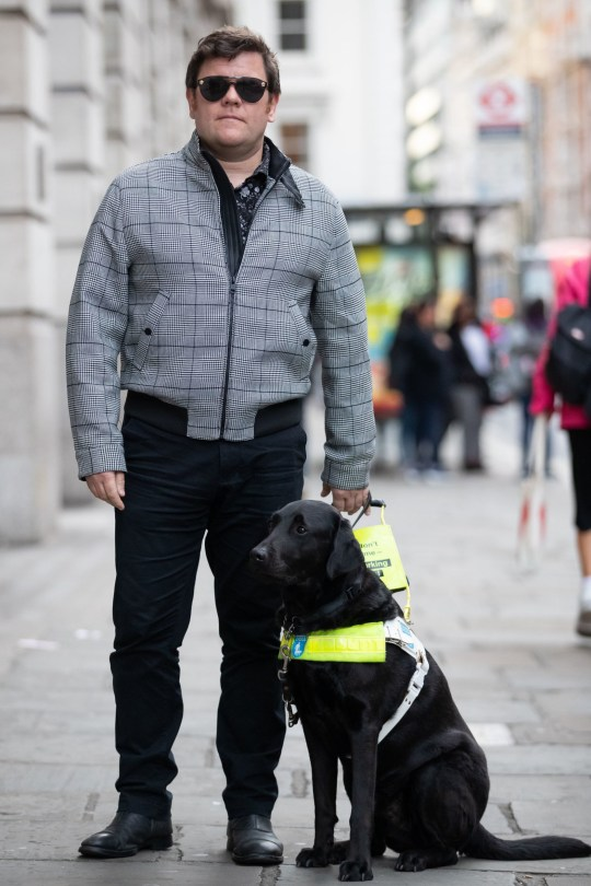 Paralympic ski champion banned from taking guide dog into ...