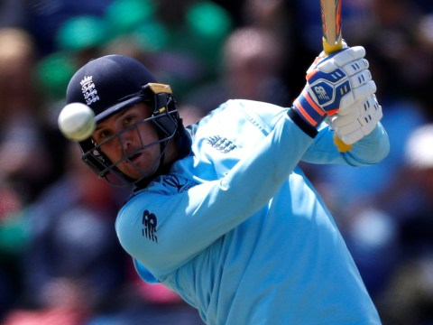 England make history as Jason Roy and Jos Buttler hammer Bangladesh in Cricket World Cup clash