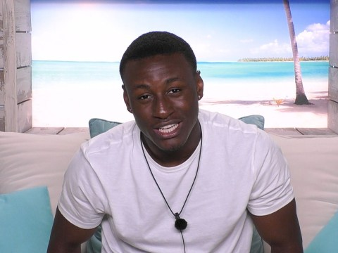 Sherif Lanre teases Love Island return in deleted picture just days after being axed for breaking rules