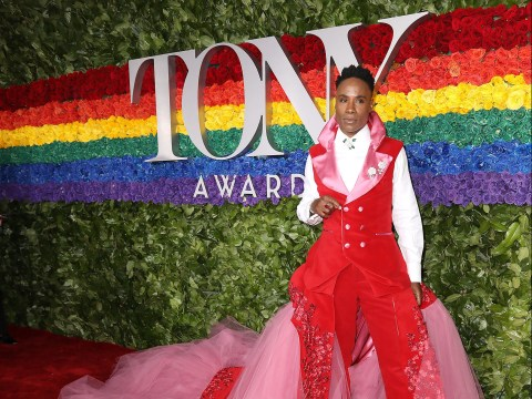 Billy Porter urges people to 'get used to' LGBTQ community ahead of biggest ever London Pride celebration