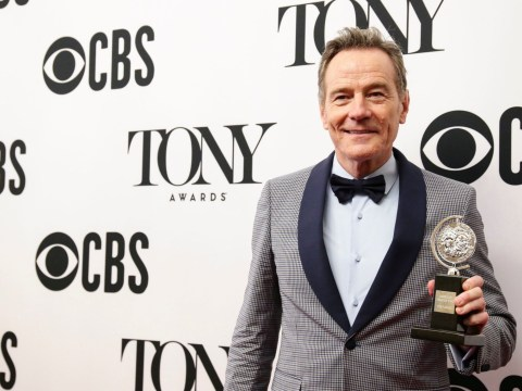 Bryan Cranston dreams up a way of Walter White's return for Breaking Bad movie
