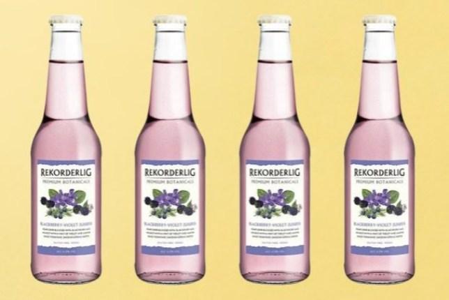 The new violet cider