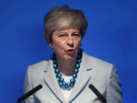 Theresa May insists she has never taken any illegal drugs