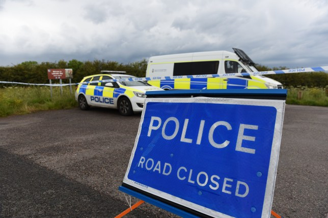 The police are currently investigating the link between this and the incident in Chockland Road, Kingsteignton. A second body has been found in a car as police continue to investigate the murder of a 73-year-old man in South Devon. Police were called at 9.20pm on Sunday, June 9, following reports that a man had received multiple stab wounds at a property on Chockland Road, Kingsteignton. The man later died in hospital. A major investigation has been launched following the murder and police are currently investigating if there is a link between the elderly man's stabbing and the discovery of another man's body, which was found in a car at Labrador Bay on Monday morning. Pictured: Second Body Found - Devon - Shaldon - Police investigating links between this and Kingsteington Stabbing Ref: SPL5096990 100619 NON-EXCLUSIVE Picture by: SplashNews.com Splash News and Pictures Los Angeles: 310-821-2666 New York: 212-619-2666 London: 0207 644 7656 Milan: 02 4399 8577 photodesk@splashnews.com World Rights,