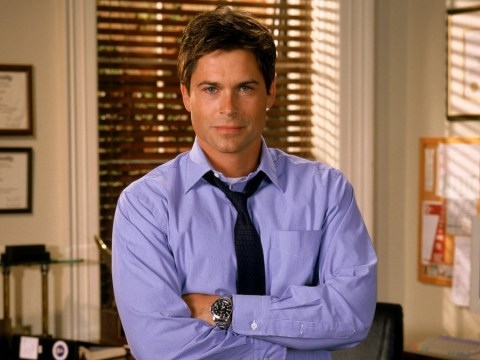 Rob Lowe reckons he should be President if The West Wing reboot happens