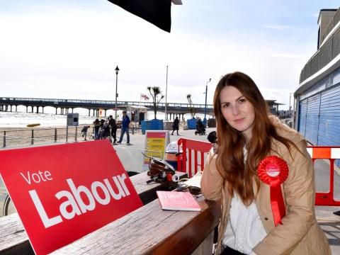 Labour candidate is crowdfunding her rent, bills and food