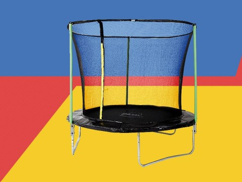 Aldi is selling an 8ft trampoline for £68