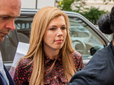 Who is Boris Johnson's girlfriend Carrie Symonds and how long have they been together?