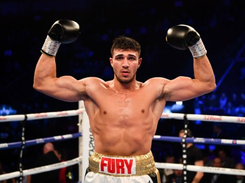 When is Tommy Fury's next boxing match after Love Island ends?