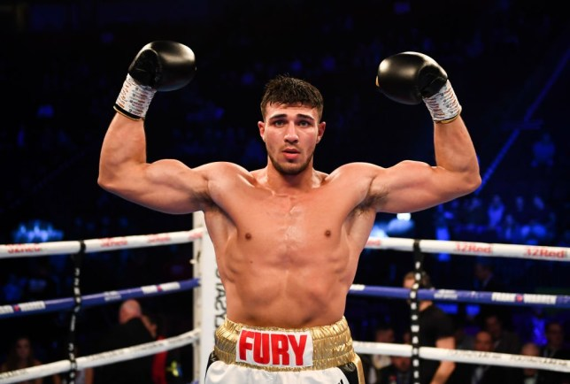 When is Tommy Fury's next boxing match after Love Island ...