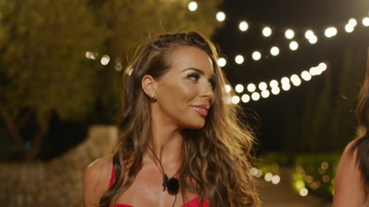 Elma Pizar in Love Island
