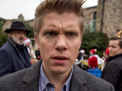 Why is Ryan Hawley leaving Emmerdale as Robert Sugden and when is his exit?