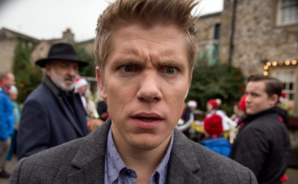 SEI_73511538-e1560416793918 Why is Ryan Hawley leaving Emmerdale as Robert Sugden and when is his exit?