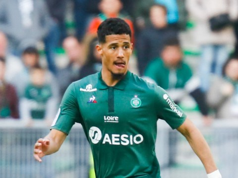 Saint-Etienne manager Ghislain Printant issues William Saliba update amid Arsenal and Spurs links