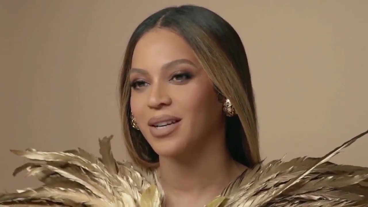Beyonce blesses us with her initial on-camera talk in years