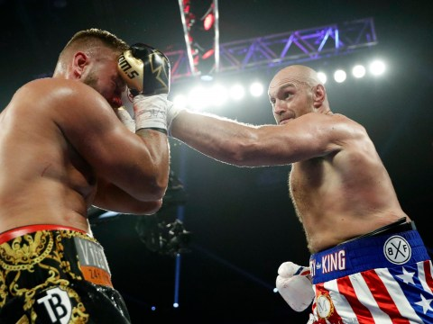 Jarrell Miller is Tyson Fury's No.1 choice as opponent for 5 October