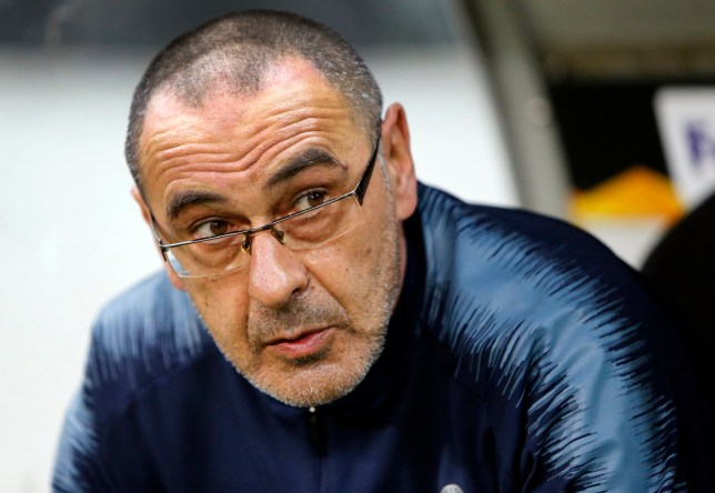 Maurizio Sarri wants to raid Chelsea after signing a deal with Juventus