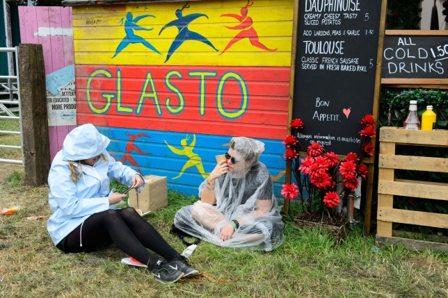 When does Glastonbury start 2019?