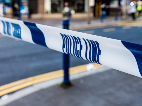 Teenager fighting for life after being shot outside community centre