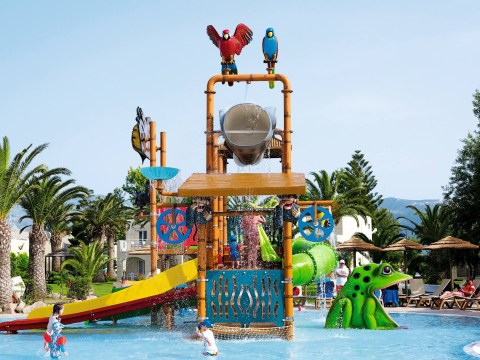 British boy, 4, 'drowns in swimming pool as family sleep on holiday'