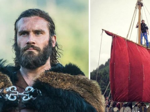 Vikings' Clive Standen embraces inner pirate in season 1 rehearsal throwback