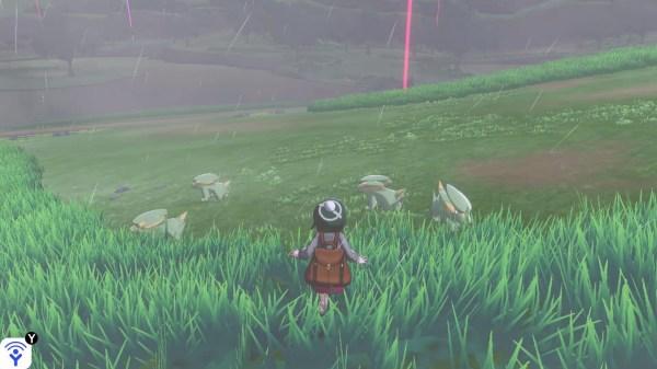 Pokémon Sword/Shield - that weather looks very 'dynamic'