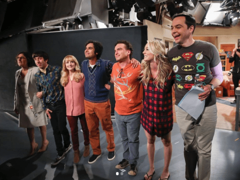 The Big Bang Theory celebrates National Best Friend Day with sweet cast picture and we want in