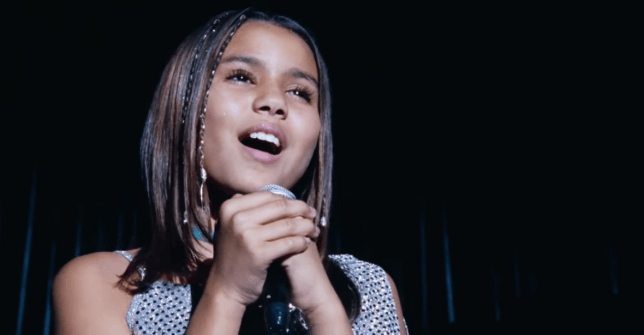 Love Actually child star Olivia Olson could make her TV comeback on Celebrity X Factor