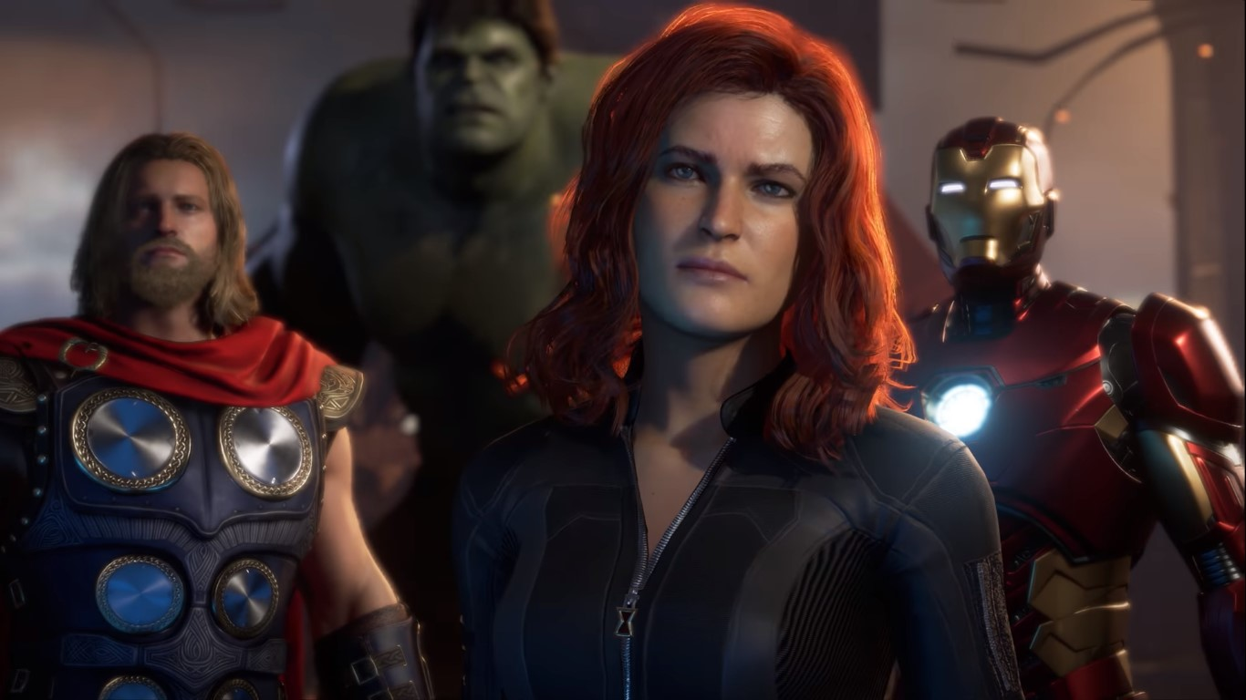 Marvel's Avengers - you've customarily seen a tip of a iceberg