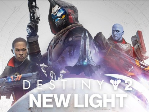 Destiny 2 goes free-to-play, stops exclusives, reveals Shadowkeep, and adds cross save