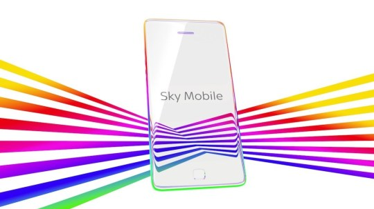 Sky Mobile was introduced in 2017 (Sky)