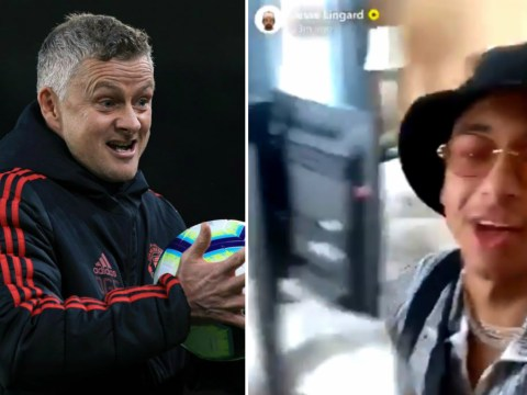 Ole Gunnar Solskjaer furious with Jesse Lingard over Snapchat video and will speak to Man Utd ace
