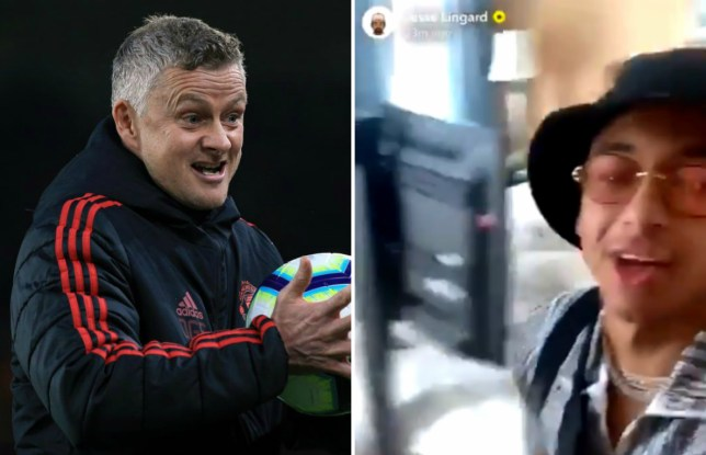How 'furious' Ole Gunnar Solskjaer reacted to Jesse Lingard's Snapchat video