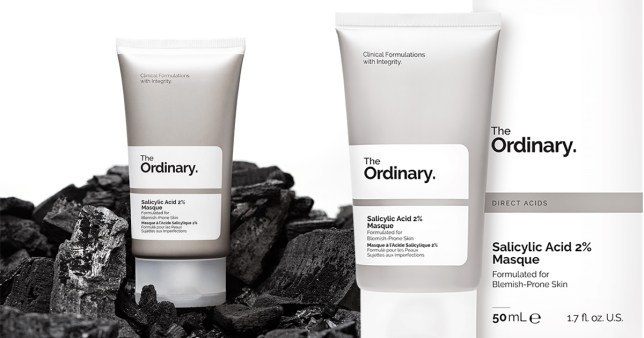 The Ordinary's Salicylic Acid Mask is here – and it's only £9.90