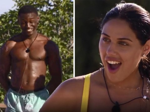Love Island couple Anna and Sherif both keep a list of people they've slept with on their phones