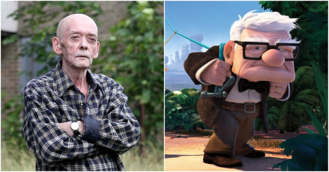 Real life man from Up who refused to move dies after being forced out