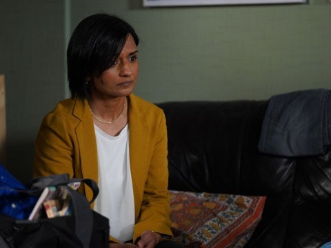 Who is Nita Mistry in EastEnders and how long is actress Bindya Solanki back for?
