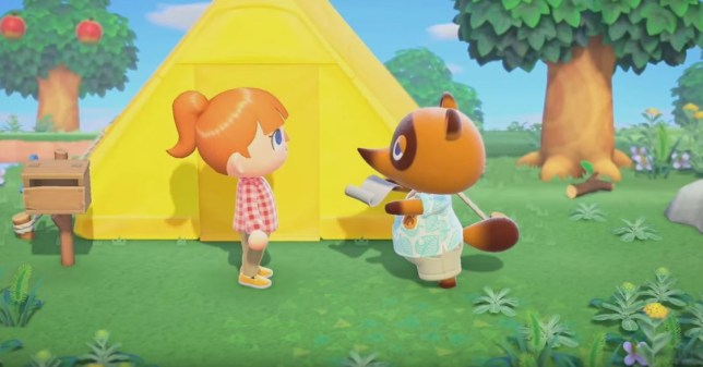 Animal Crossing New Horizons Update 1 1 1 Fixes Duplicating Item