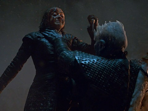 Did the Night King's death in Game Of Thrones rip off a Bollywood drama?