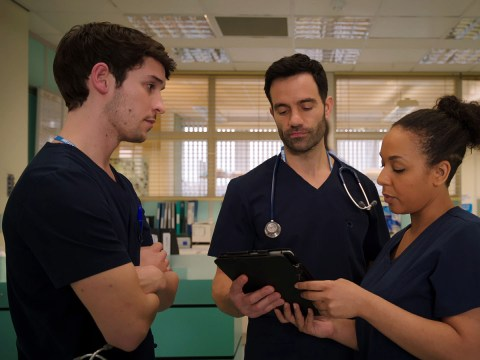 Holby City review with spoilers: Evan sticks the knife in and Hanssen's going dancing