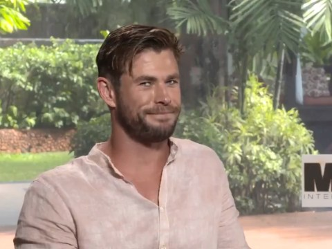 Avengers stars Chris Hemsworth and Tom Holland trolling each other is everything