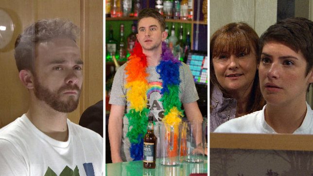 Soap spoilers in Coronation Street, EastEnders and Emmerdale