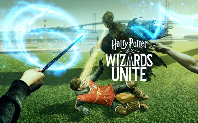 Image result for wizards unite