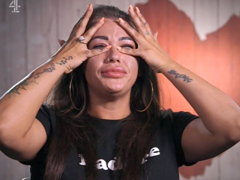 First Dates contestant in tears as she recalls being cheated on while she was pregnant