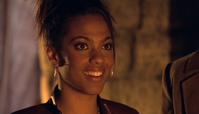 Freema Agyeman as Martha Jones in Doctor Who