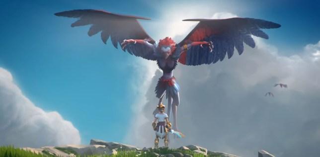 Gods & Monsters announced