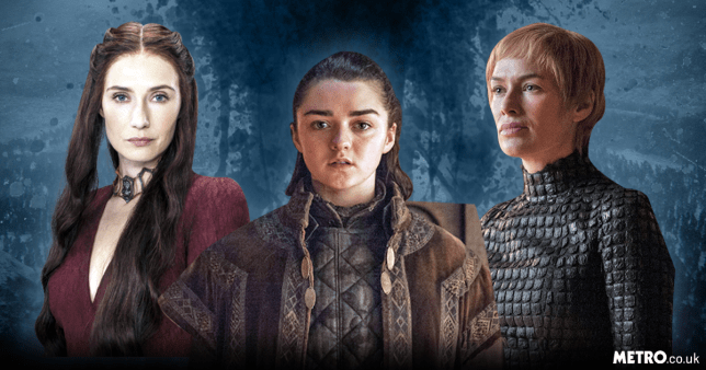 Arya Stark did actually fulfill Melisandre's prophecy in Game of Thrones even if she didn't kill Cersei Lannister